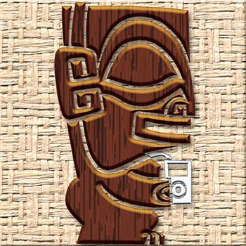Listen to the Quiet Village Podcast...click the tiki