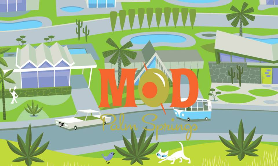 The entire crew from the Zen Tiki Lounge podcast will be at MOD Palm Springs, October 20-23.  Don't miss our themed room parties and all the live music, shopping and mid century goodness.