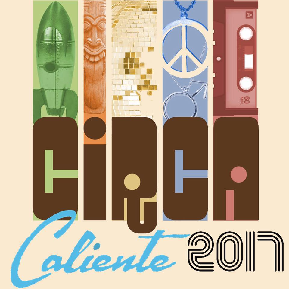 Circa Caliente  is the newest tiki event brought to you by Rory Snyder, hosted at the historic Caliente Tropics in Palm Springs and...the hottest celebration of the 50-80's in the WORLD!