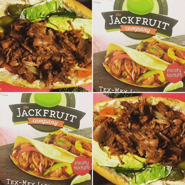 We have tried the BBQ, Tex Mex and Teriyaki versions of this tropical meat substitute. BBQ and Tex Mex seem to be the best flavor and texture combinations. Vegan deliciousness.