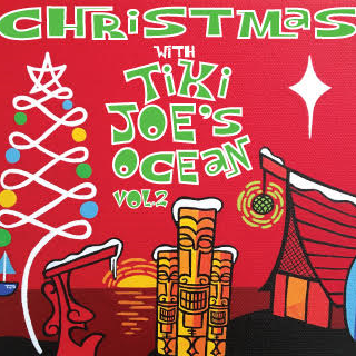 You likely noticed the tikiesque holiday music at the beginning and end of this episode. Our good friends at Tiki Joe's Ocean have two Christmas albums that are perfect for adding some island flair to your tiki shindigs this winter season. Just click the album cover above to get your copy.