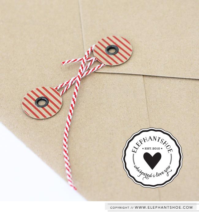 Elephantshoe Kraft envelopes