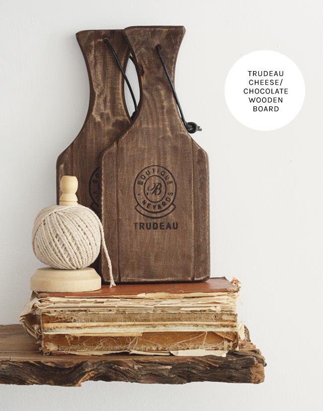 Kitchen Wooden Board Elephantshoe