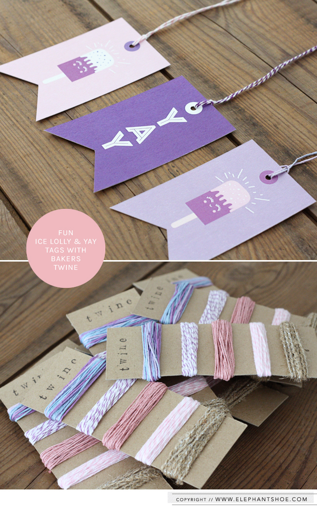 Elephantshoe tags