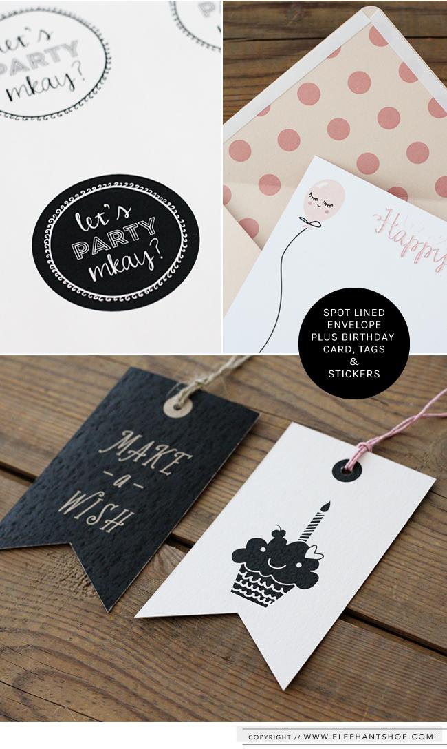 Elephantshoe Stickers