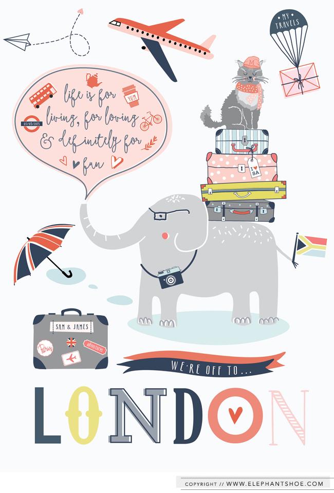 Elephantshoe in London