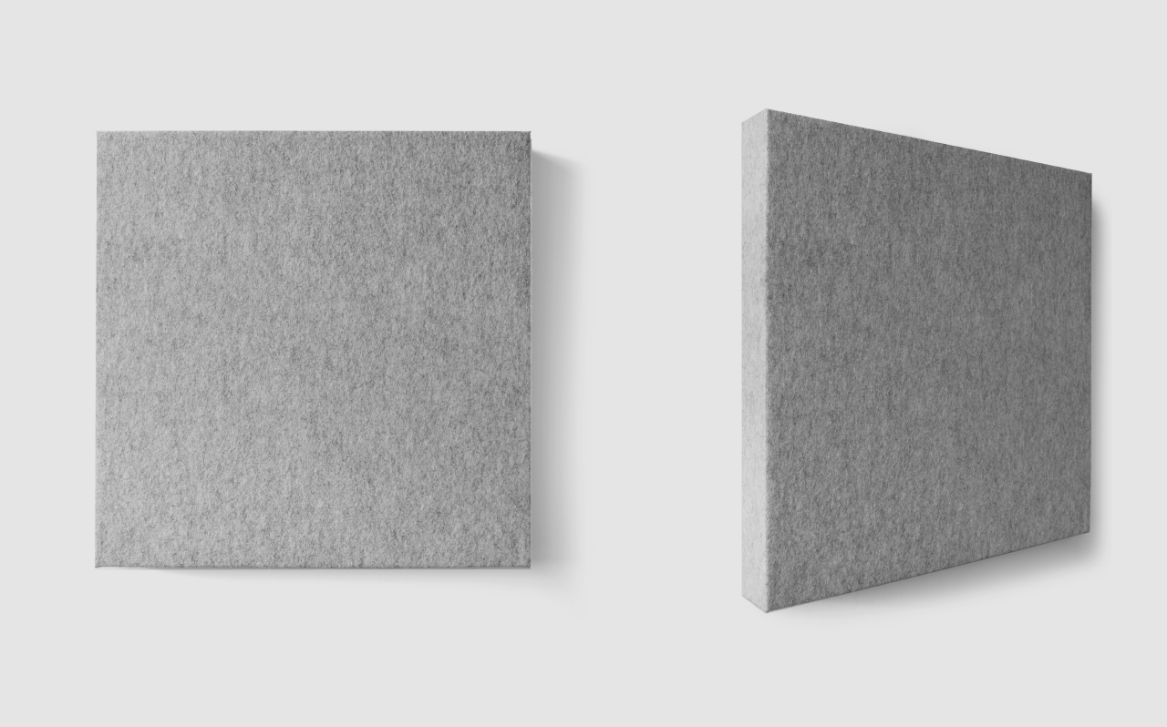 BasicWall - Vegghengt lydabsorbent