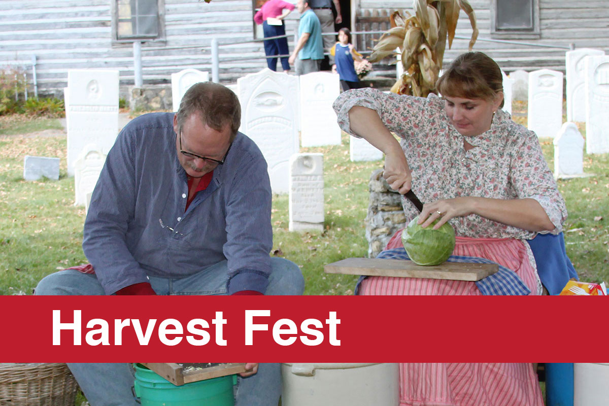 Swiss Historical Village Harvest Fest