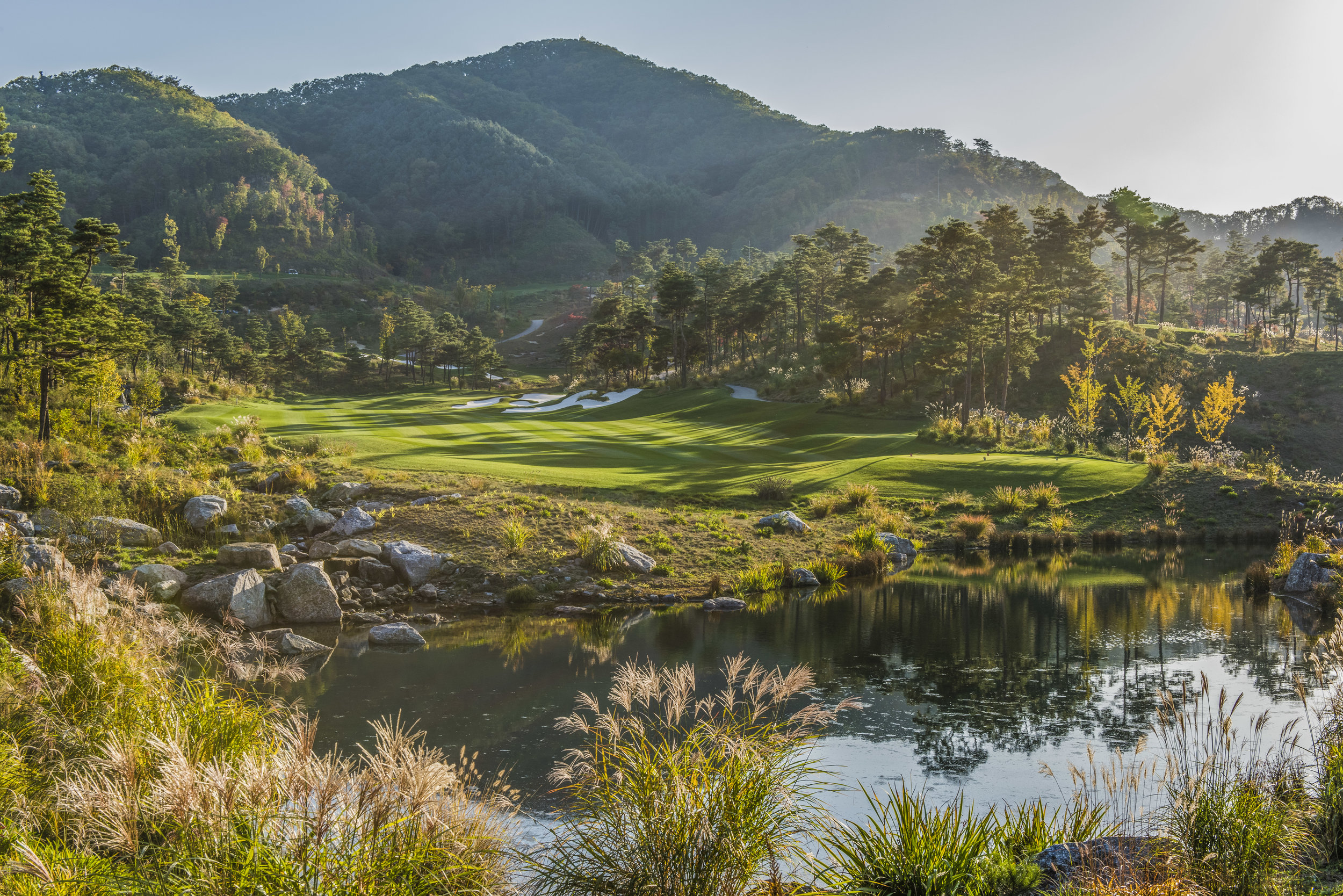 Whistling Rock Country Club - South Korea