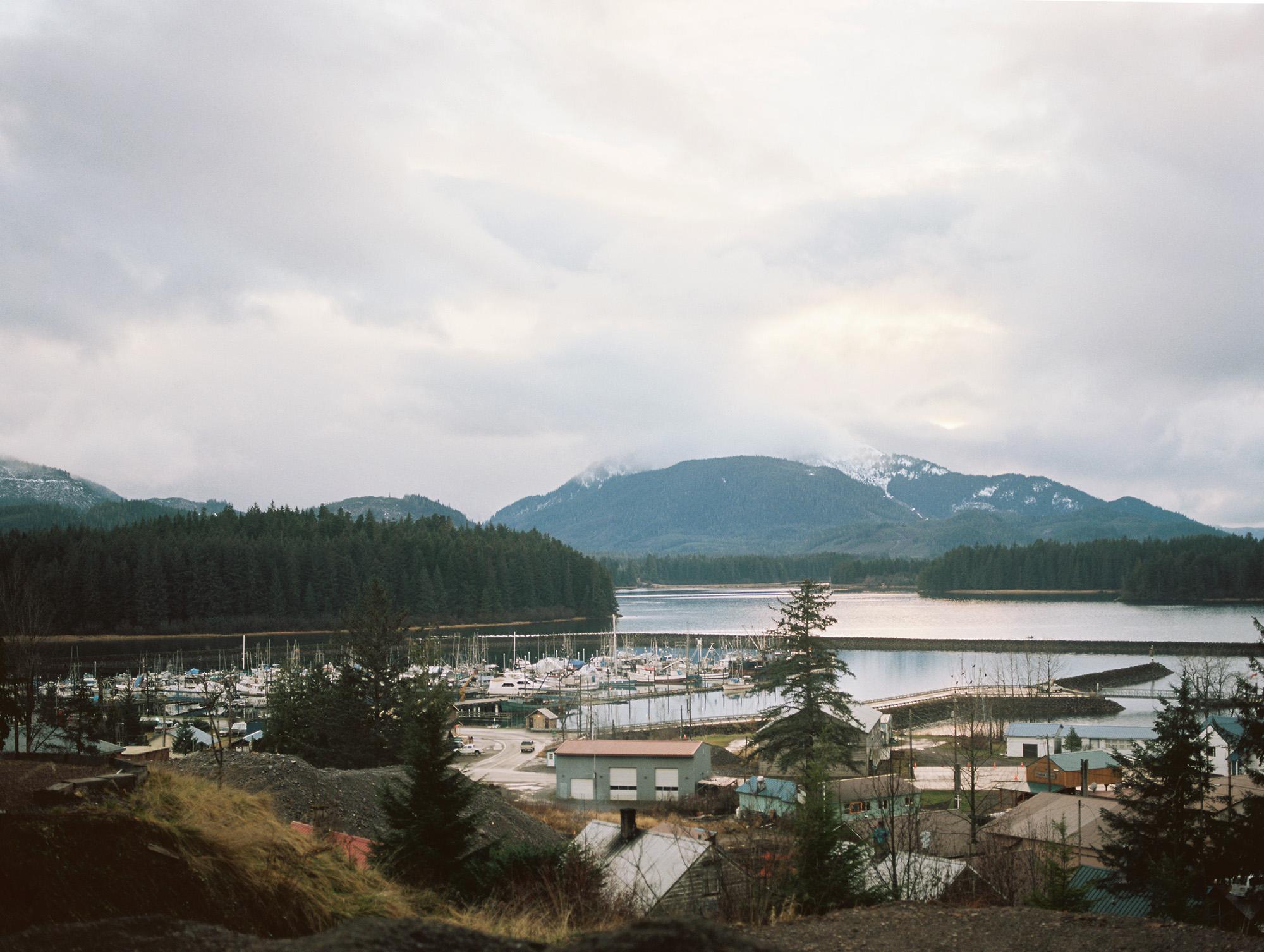 Hoonah, Alaska.