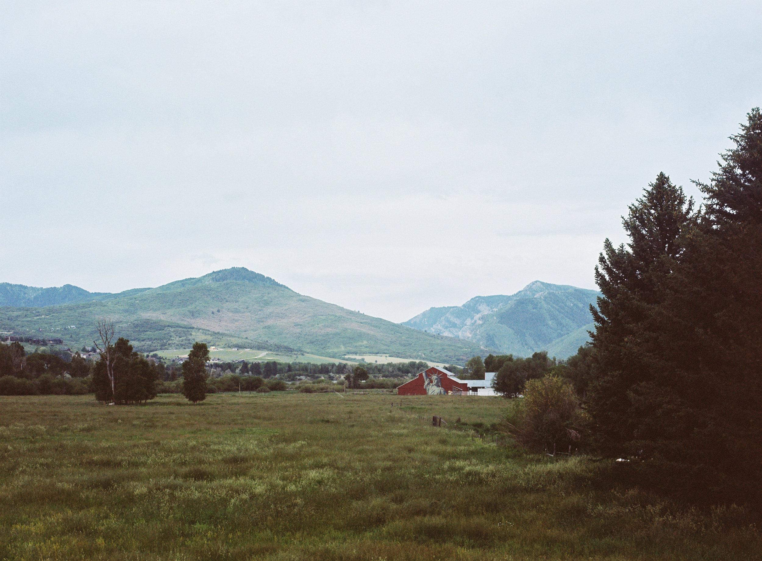 Huntsville, Utah.