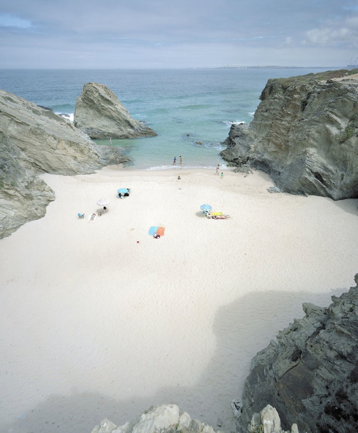 Praia Piquinia 14/06/12 11h03  by Christian Chaize | Digital C-Print