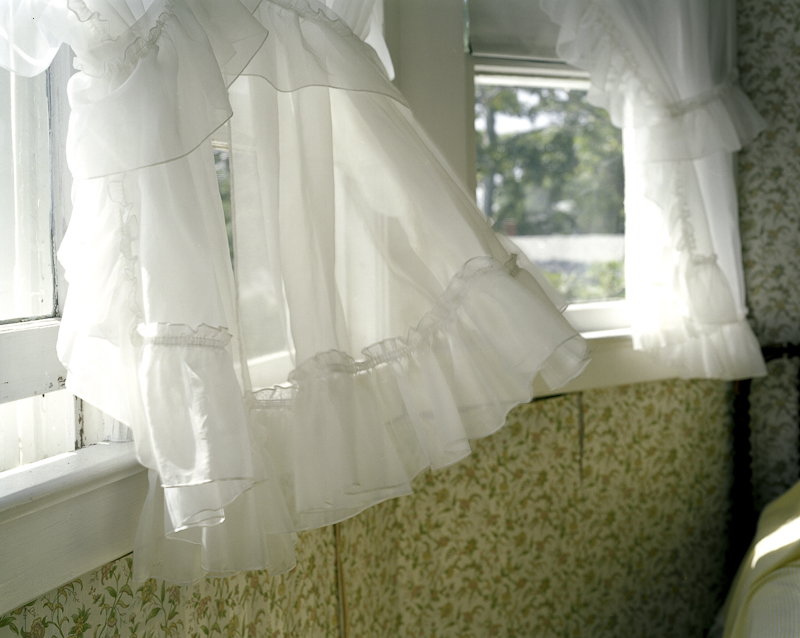 Curtain by Christine Collins | Digital C-Print