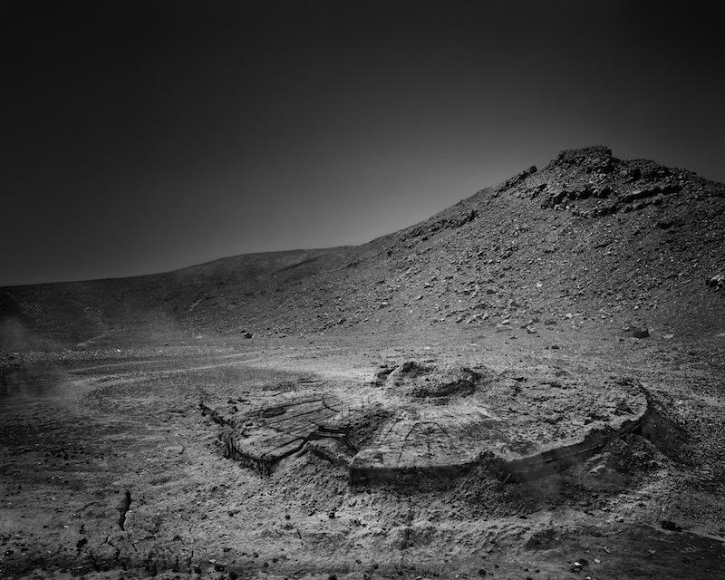 Desert Spaceship by Derek Henderson | Digital C-Print