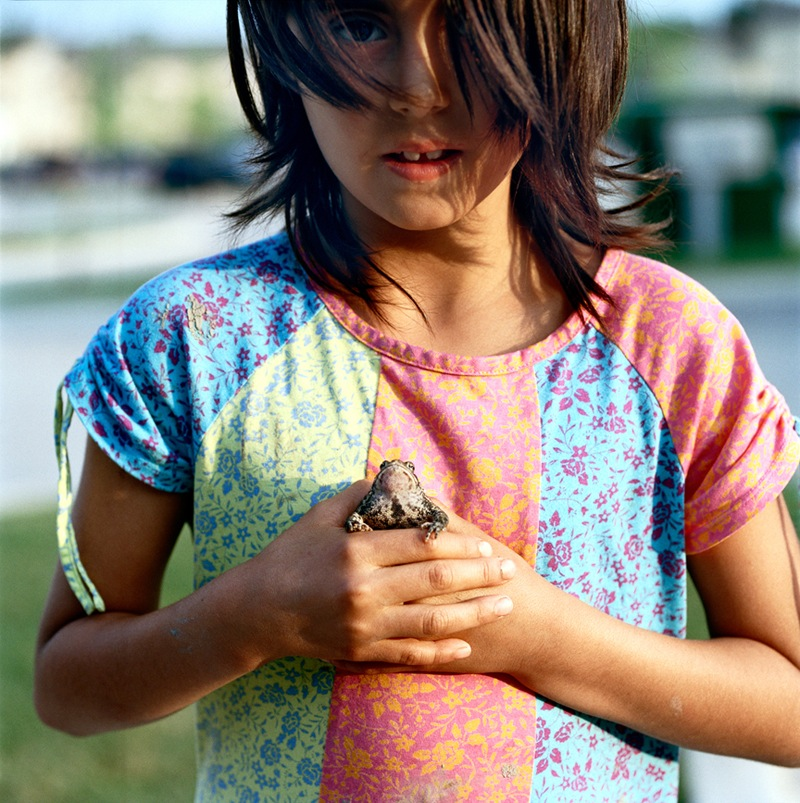 Ukiah With Toad by Colleen Plumb | Digital C-Print