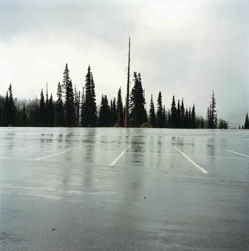 Mt. Rainier  by Colleen Plumb | Digital C-Print
