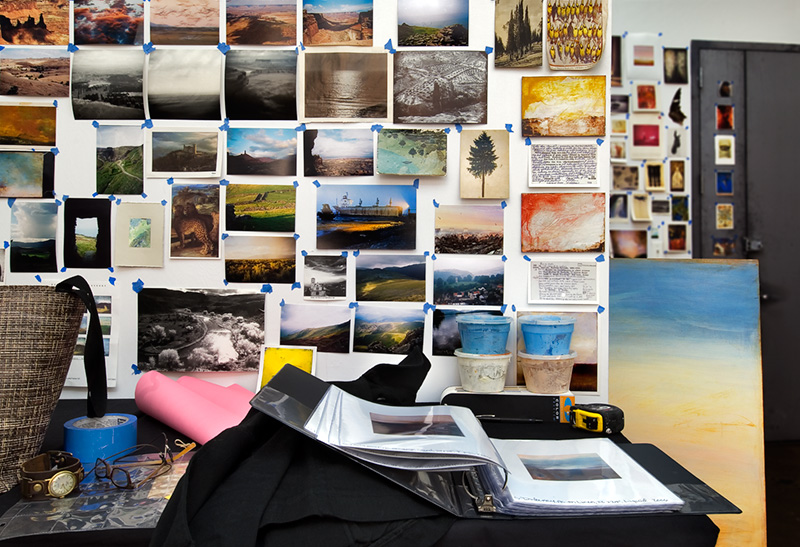Shawn Dulaney Studio  by Joseph Holmes | Archival Pigment Print