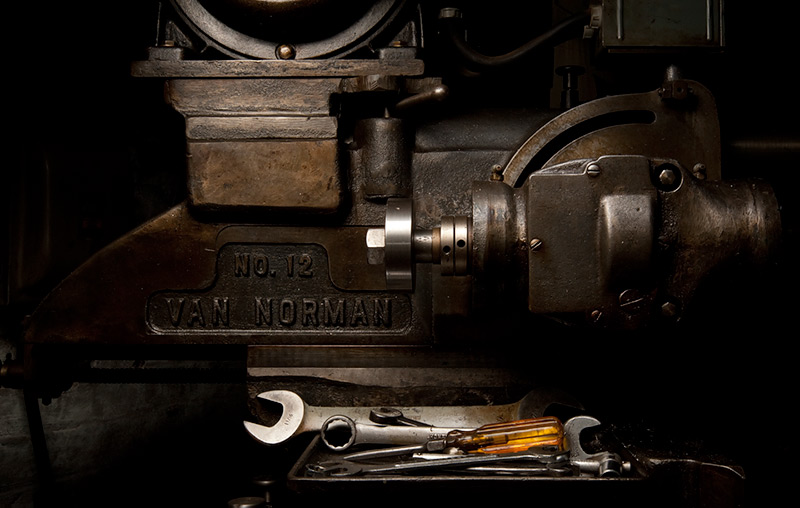 Van Norman #12 Duplex by Joseph Holmes | Archival Pigment Print