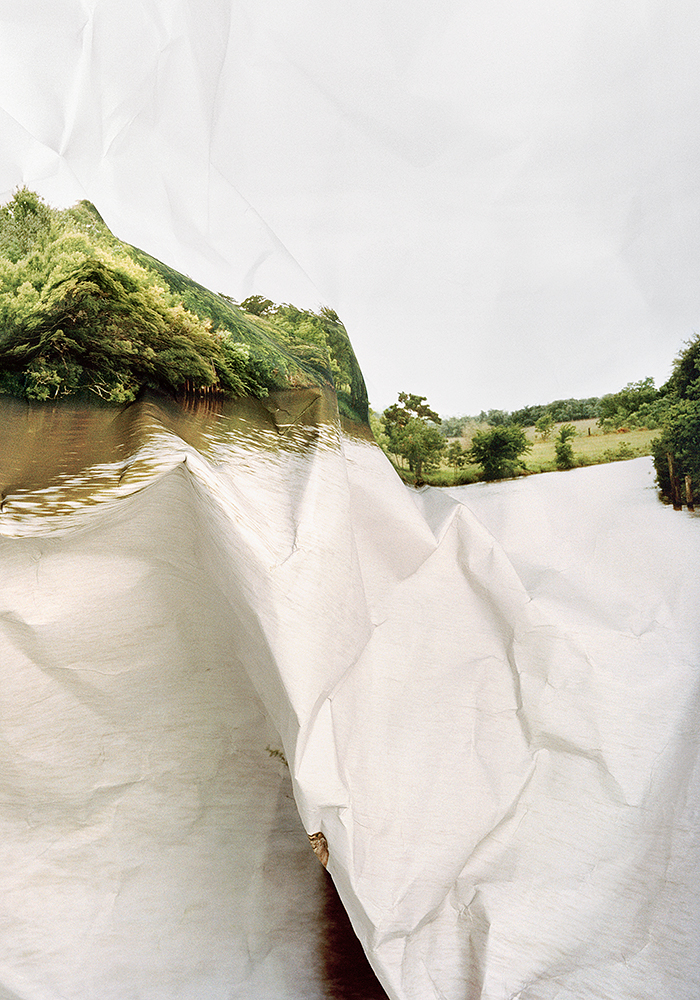 Response to Print of Riverbend, Texas, 2011 (right panel) byLaura Plageman | Archival Pigment Print