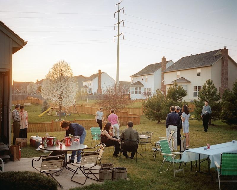 Anne's Wedding, Overland Park, Kansas byMike Sinclair  Archival Pigment Print