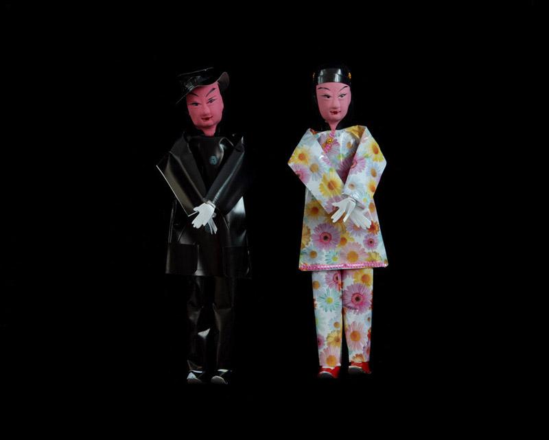 Maid and Manservant byKurt Tong| Digital C-Print