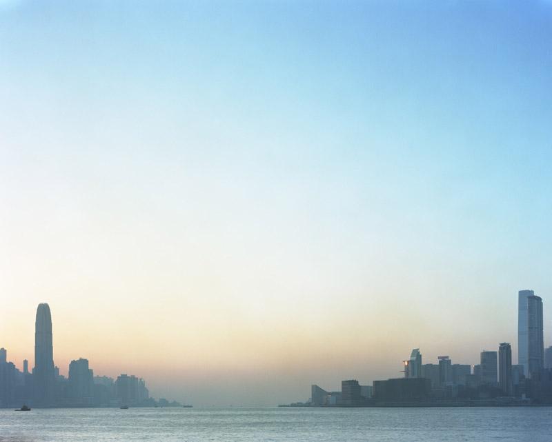 Victoria Harbour byKurt Tong| Digital C-Print