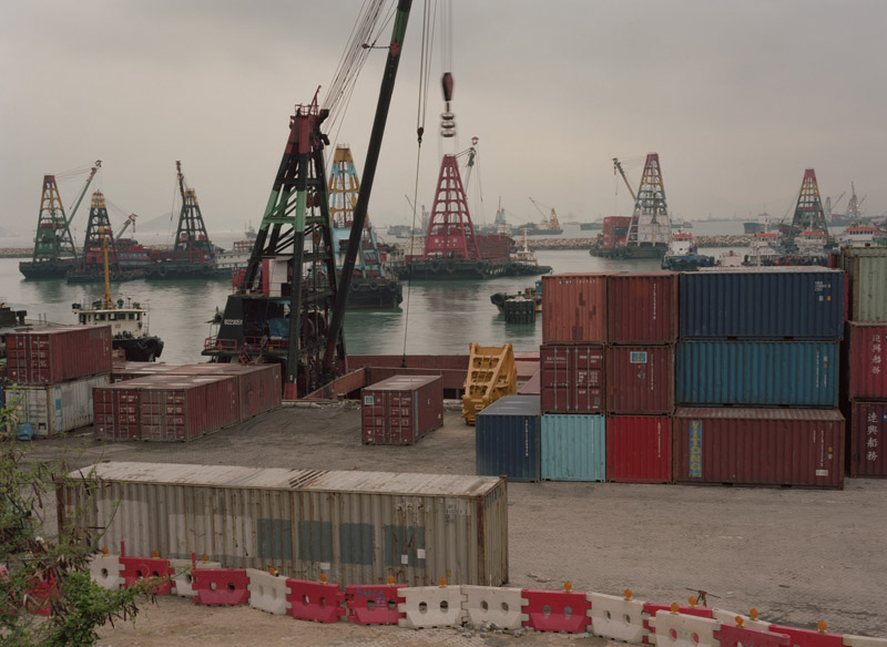 Seaport byKurt Tong| Digital C-Print