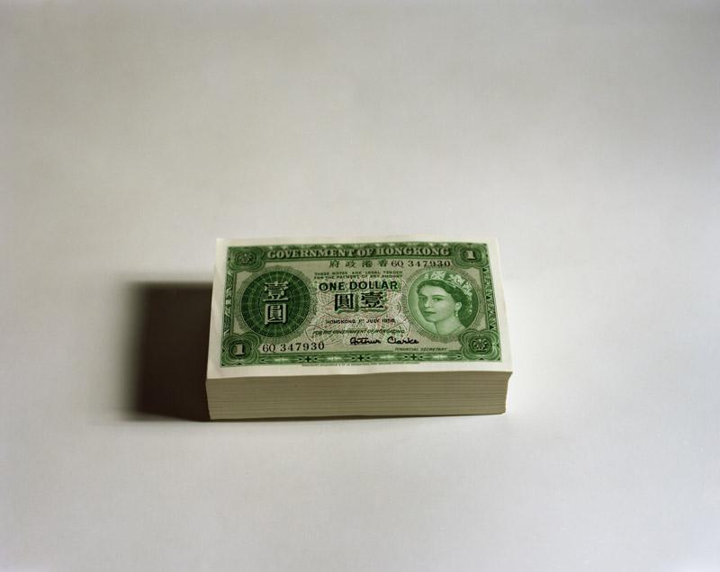 Unused Bills From 1959 byKurt Tong| Digital C-Print