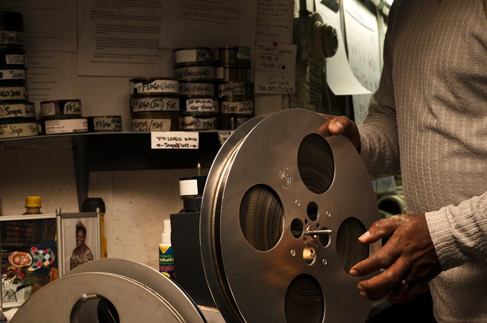 Film Forum, New York, NY by Joseph Holmes | Archival Pigment Print