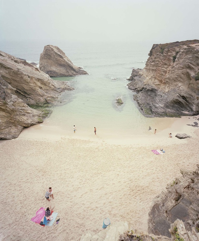 Praia Piquinia 15/08/13 10h39  by Christian Chaize | Digital C-Print