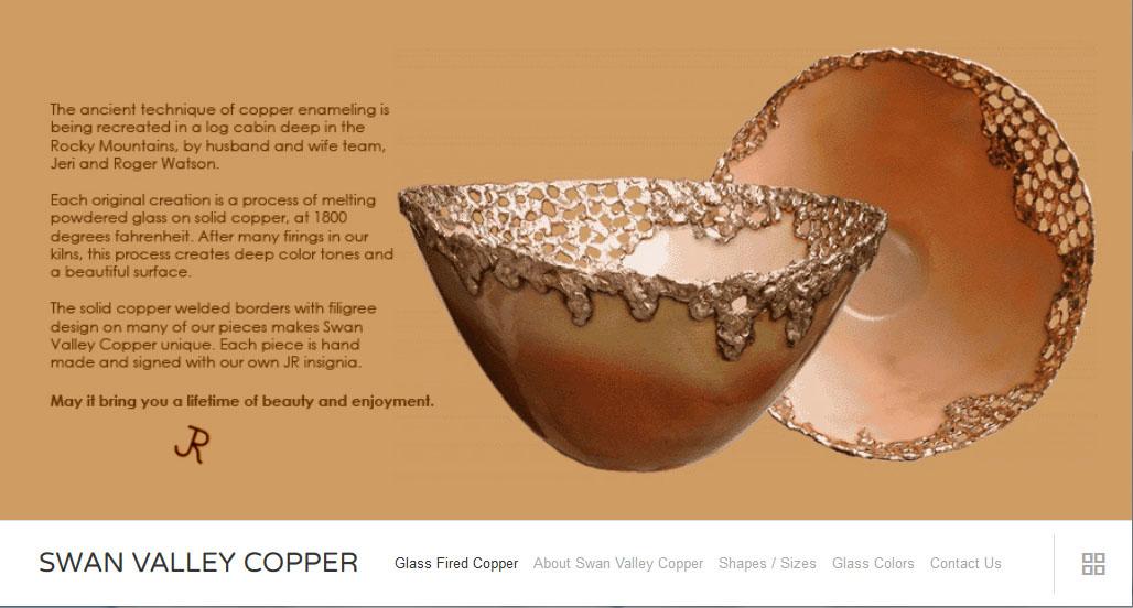 Swan Valley Copper