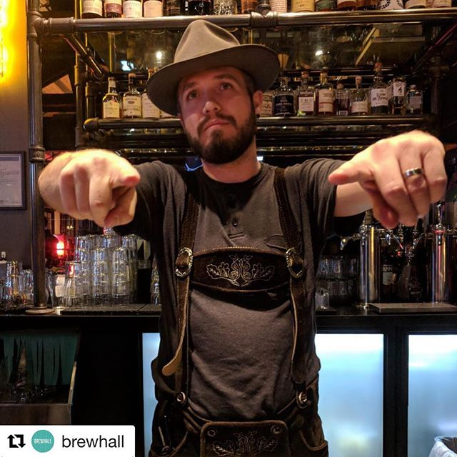 #trachtup and join tomorrow's concert at @brewhall  Oh how we love Oktoberfest season ✨🥨🍻 #Repost @brewhall with @get_repost ・・・ #lederhosen all set for #Oktoberfest celebrations this THURSDAY OCT 4, 2018 #CONCERT at #BREWHALL 7-10PM #Oktoberators #livemusic @brewhall #brewery be sure to get your #Lederhosen or #drindl from @germanyinvancouver