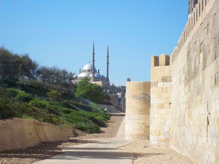 Discovery of the Ayyubid Wall
