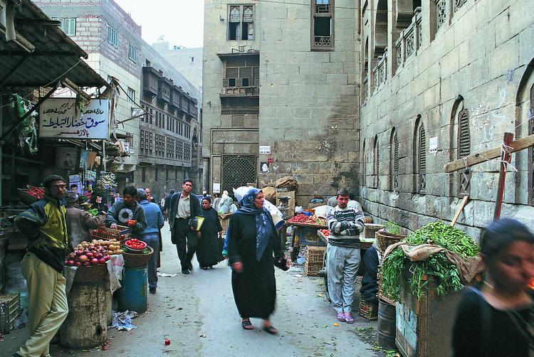 Darb-Al Amar Neighborhood