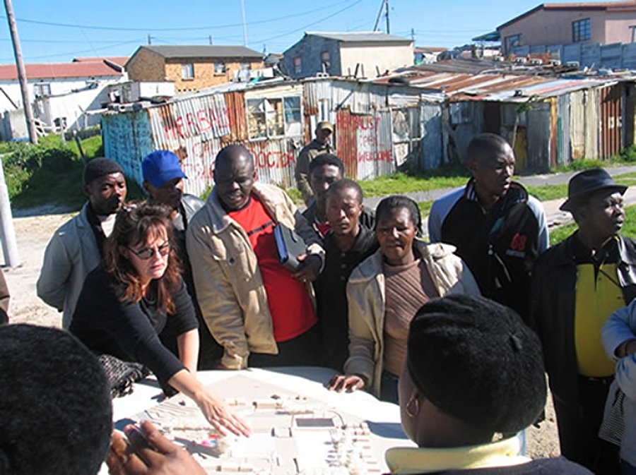 Khayelitsha Township, South Africa