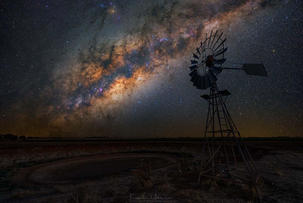 galactic core over maldon