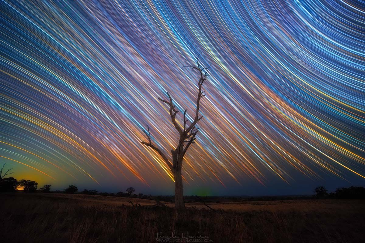 knowsley startrails