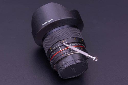 Samyang 14mm Focus Calibration — LINCOLN HARRISON PHOTOGRAPHY