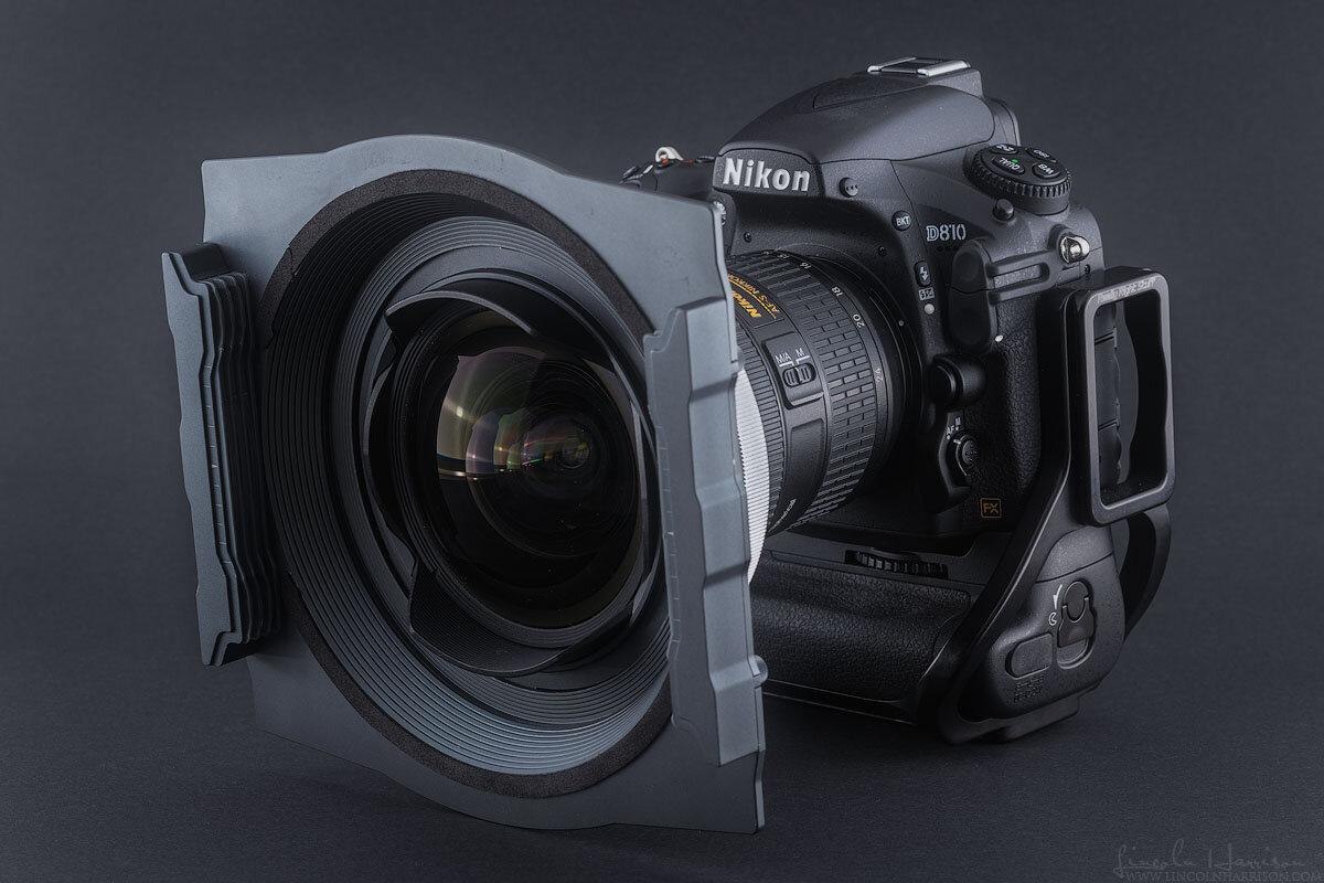 Nikon D810, Nikkor 14-24, Progrey G150Z, progrey reverse GND.