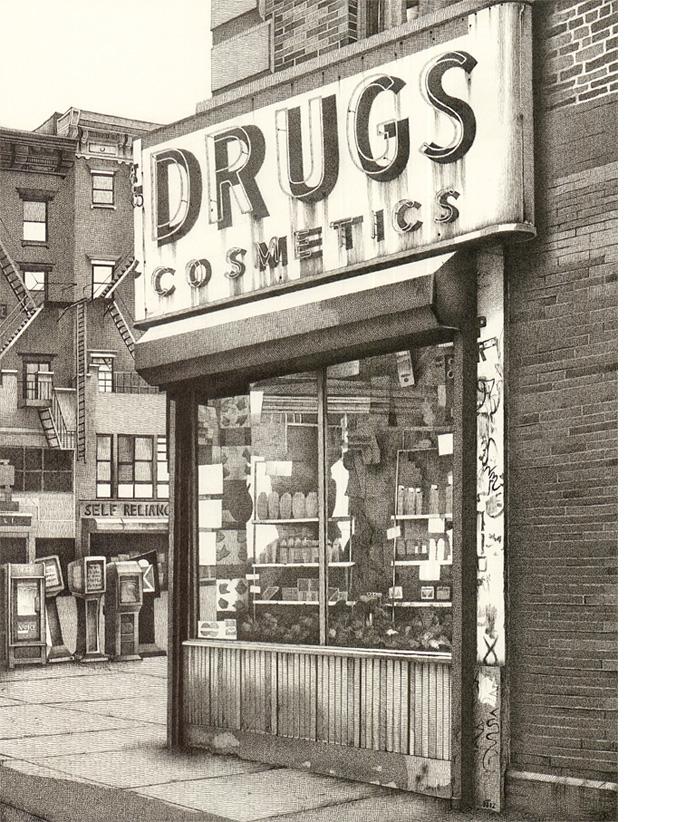 Drugstore, Manhattan