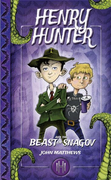 HENRY HUNTER COVER