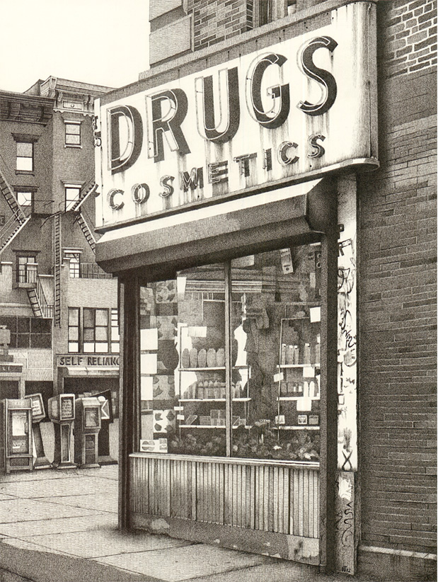 Drugstore New York