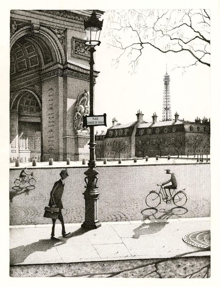 Place Charles de Gaulle Paris