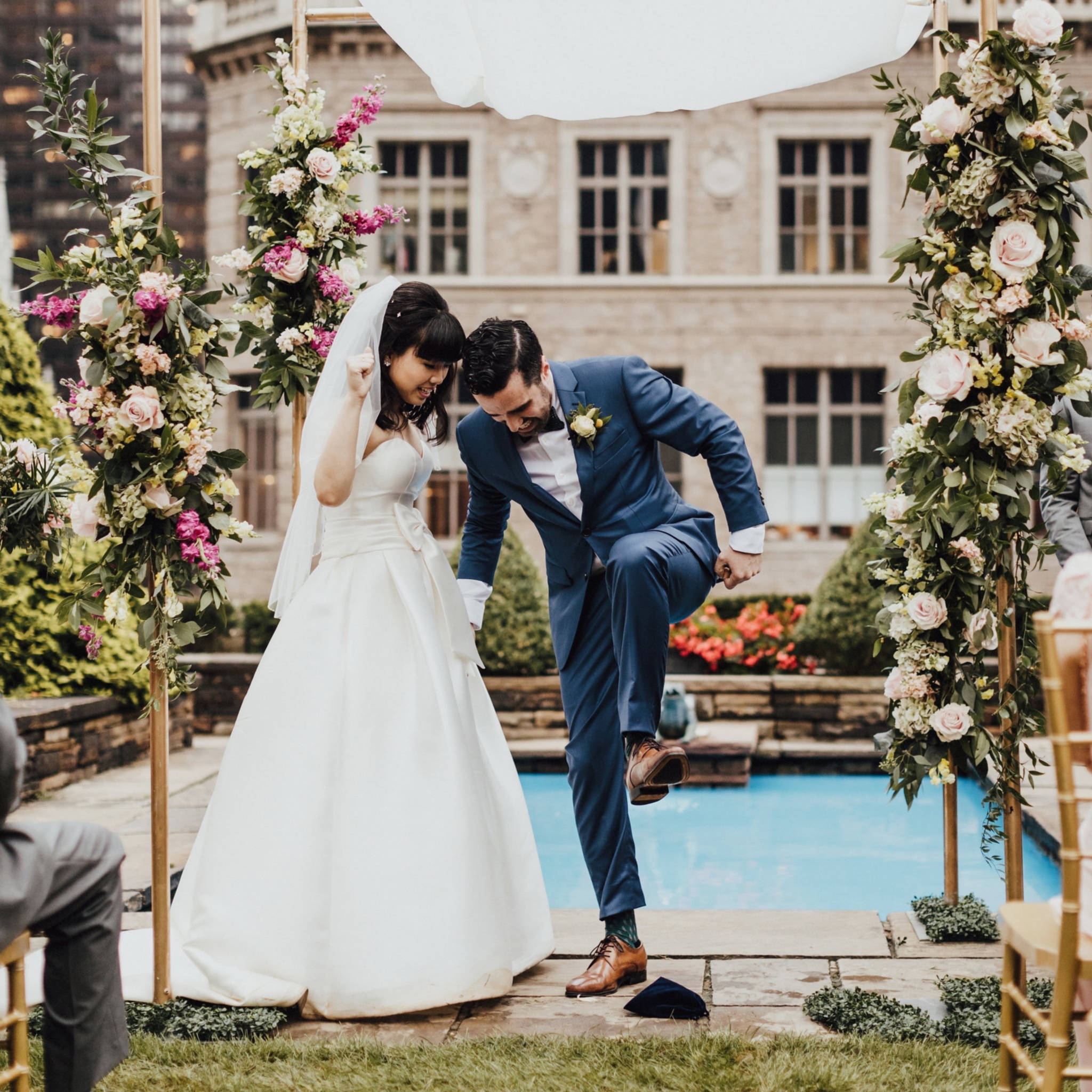 Wedding Coordinating - The Party New York offers full-service planning for the couple who wants to sit back and relax as well as partial planning for clients who want to be more hands-on. All of our packages are completely customized to accommodate the size and complexity of the event.