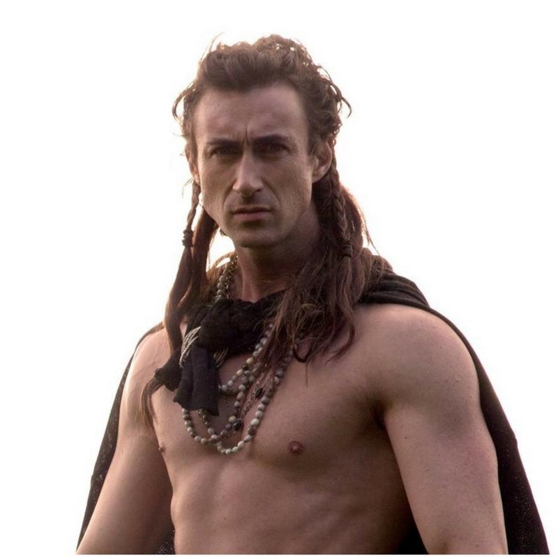 Fionn MacCool - Irish Warrior