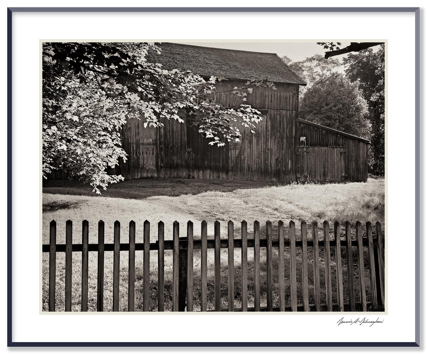 Old Barn - Near New Hope, Pennsylvania
