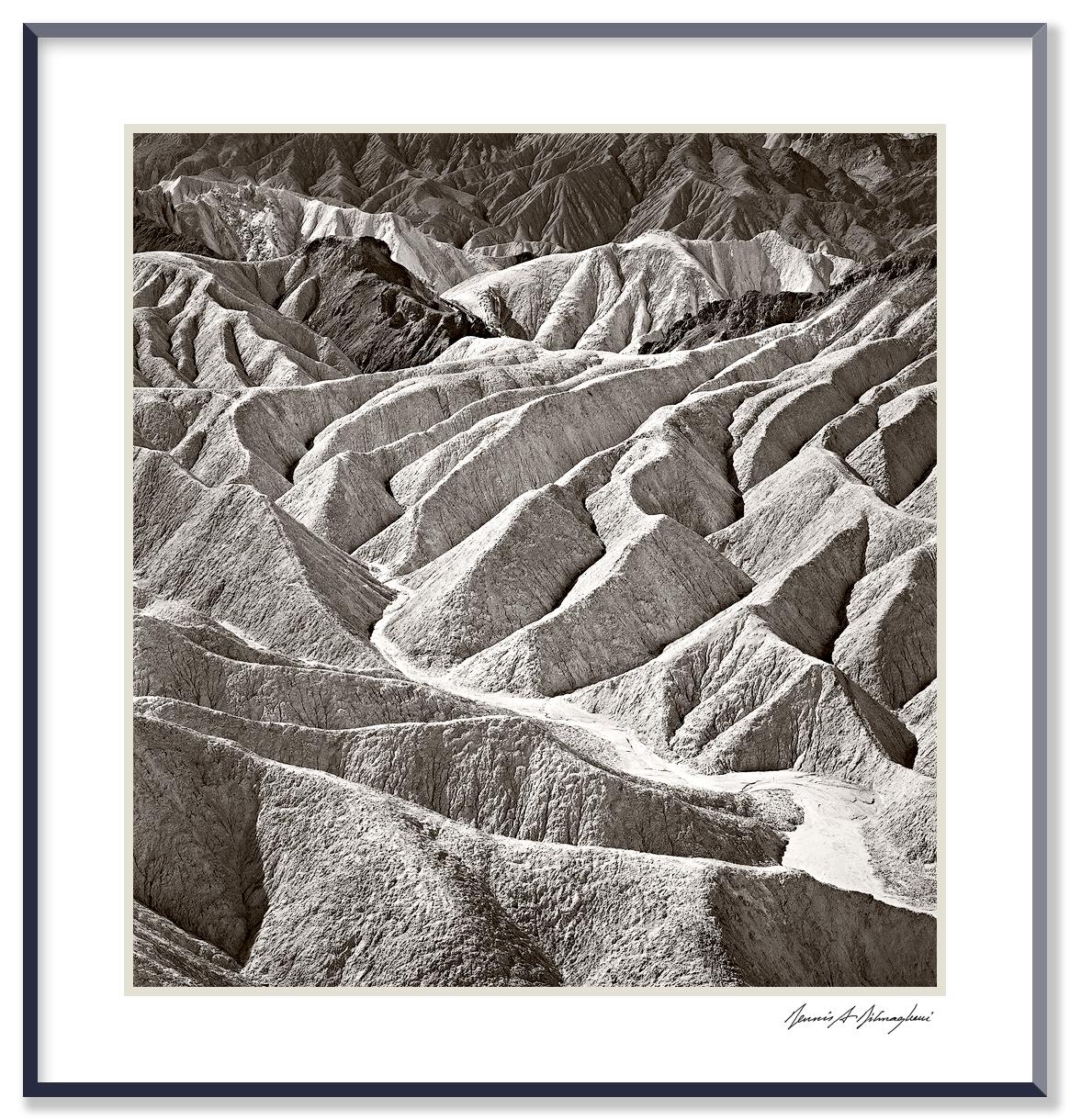 Zabriskie Badlands - Death Valley National Park - California