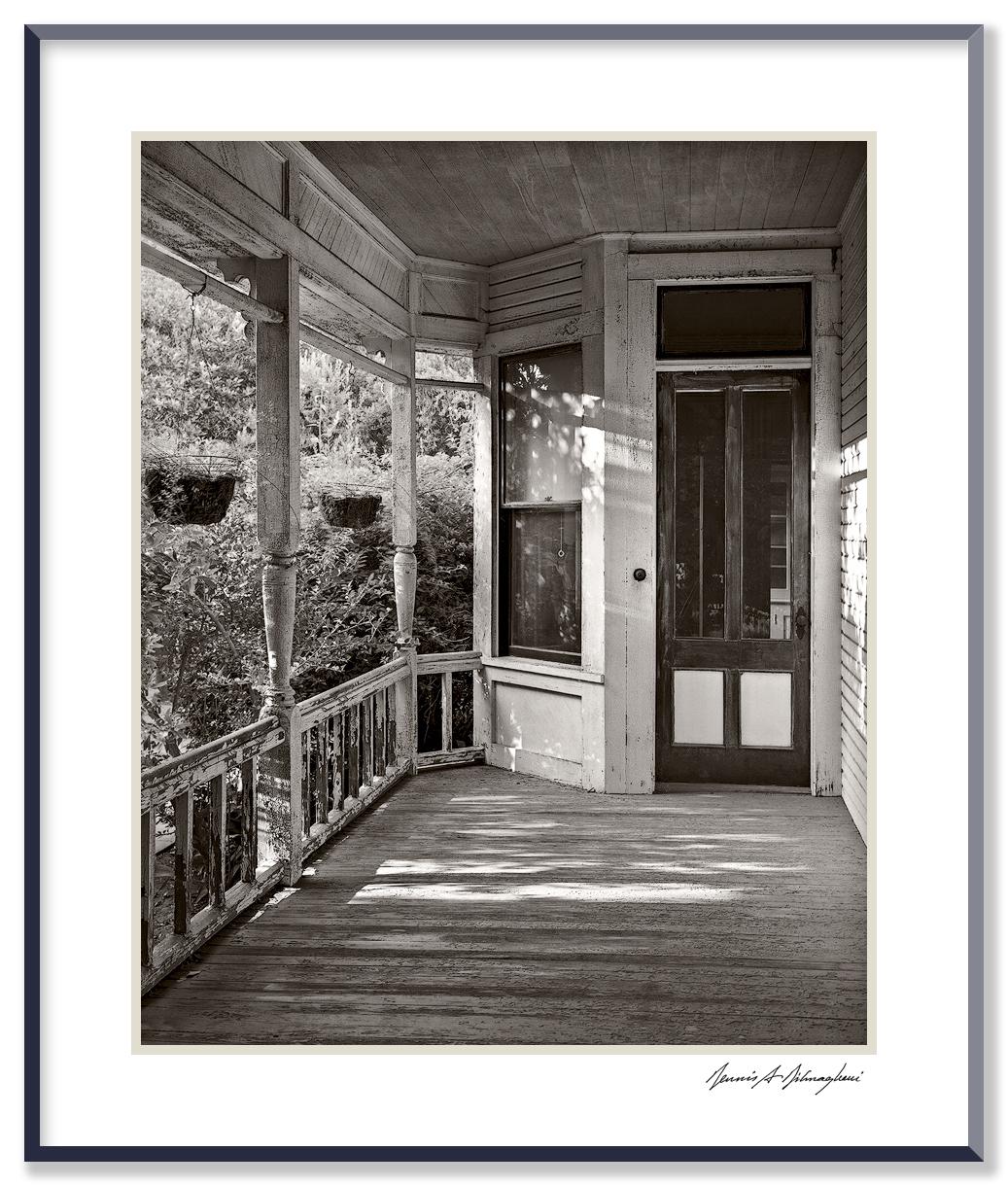 Side Porch, House - Pasadena, California