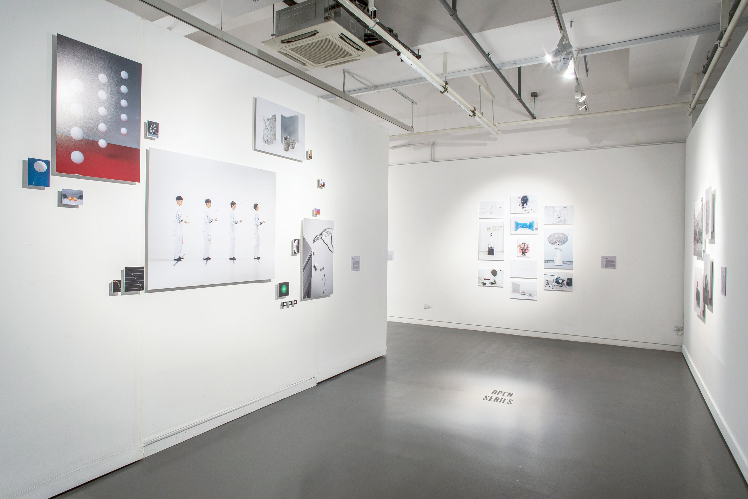 Installation photo by   Victor Gui