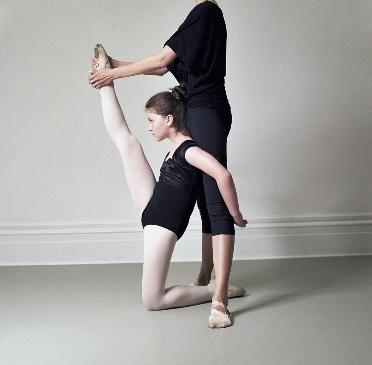 Irina and Sophie